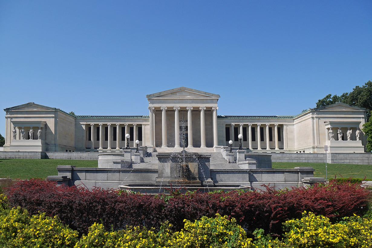 Buffalo, NY Albright Knox Art Museum