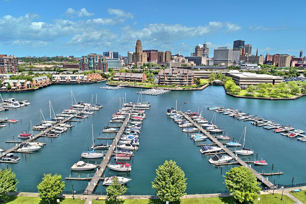 Buffalo, NY Harbor