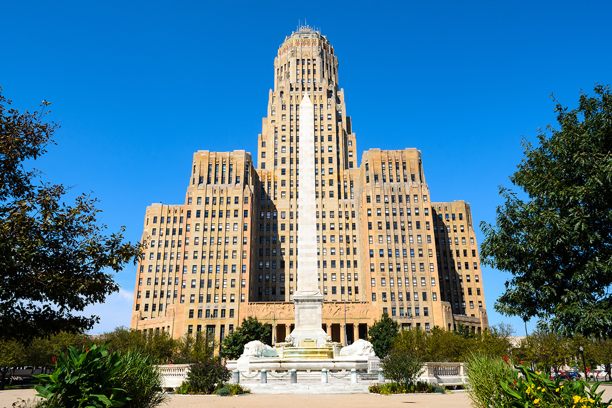Buffalo, NY City Hall