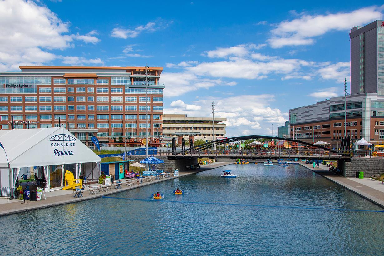 Buffalo, NY Harborcenter