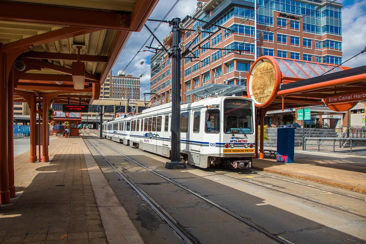 Buffalo, NY Metro Line